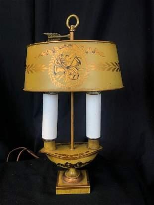 1940 French Desk Lamp Mottahedeh Design France