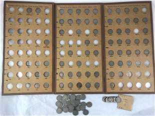 Shield, Liberty & Buffalo Nickel Collection
