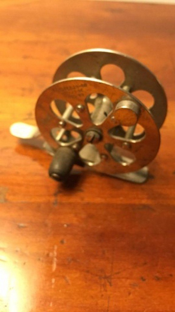 Lot of 3 Mixed Reels Brass, etc. - 3