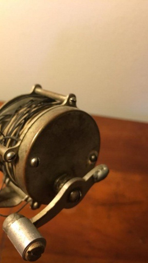 Lot of 3 Mixed Reels Brass, etc. - 4