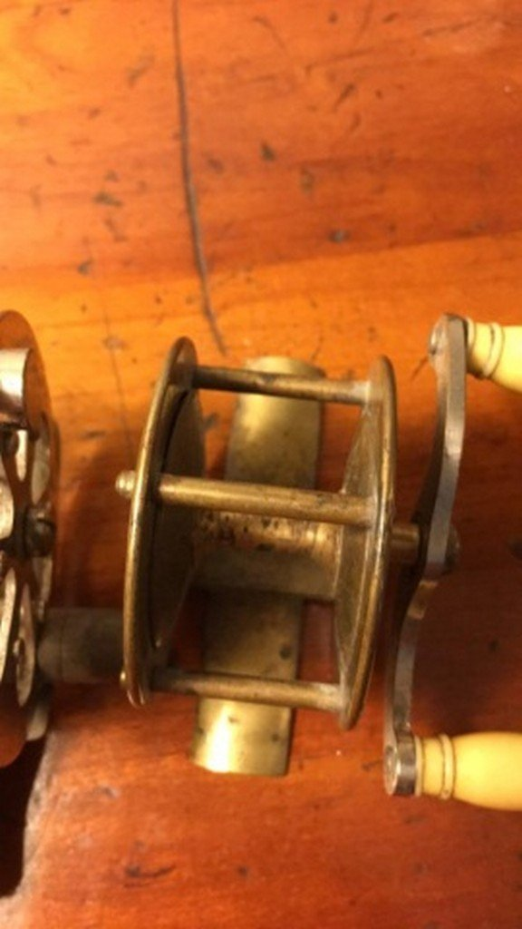 Lot of 3 Mixed Reels Brass, etc. - 6
