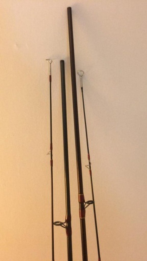 Lot of 2 Pfleuger Trion Fly Rods - 3