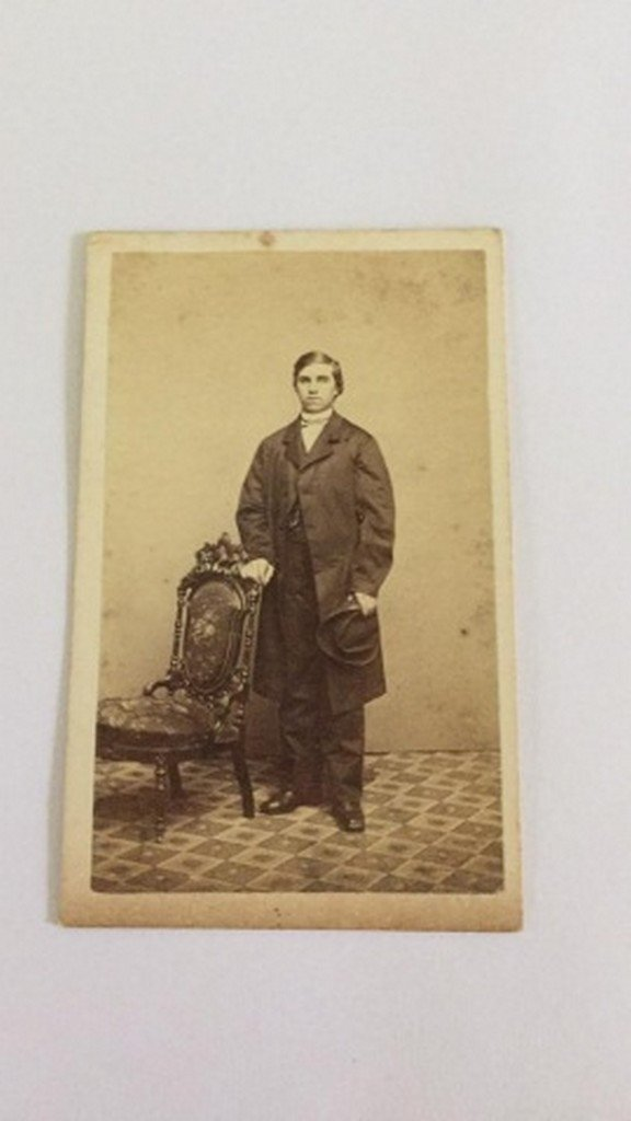 Lot of 27+ Antique Mostly CDV Photographs of Men - 6