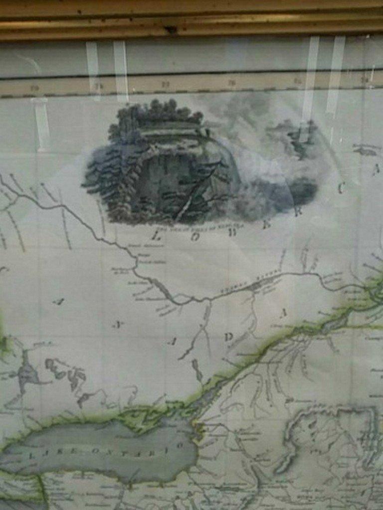 Antique Map United States Thomson's 1817 - 3