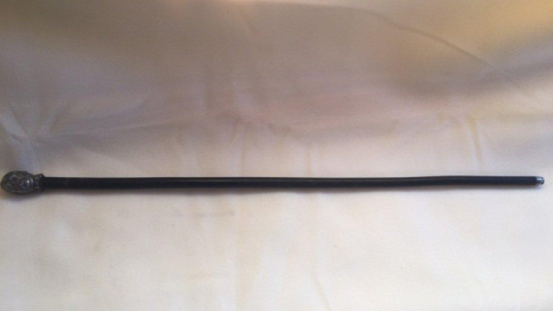 Antique Grover Cleveland Cane/Walking Stick - 2