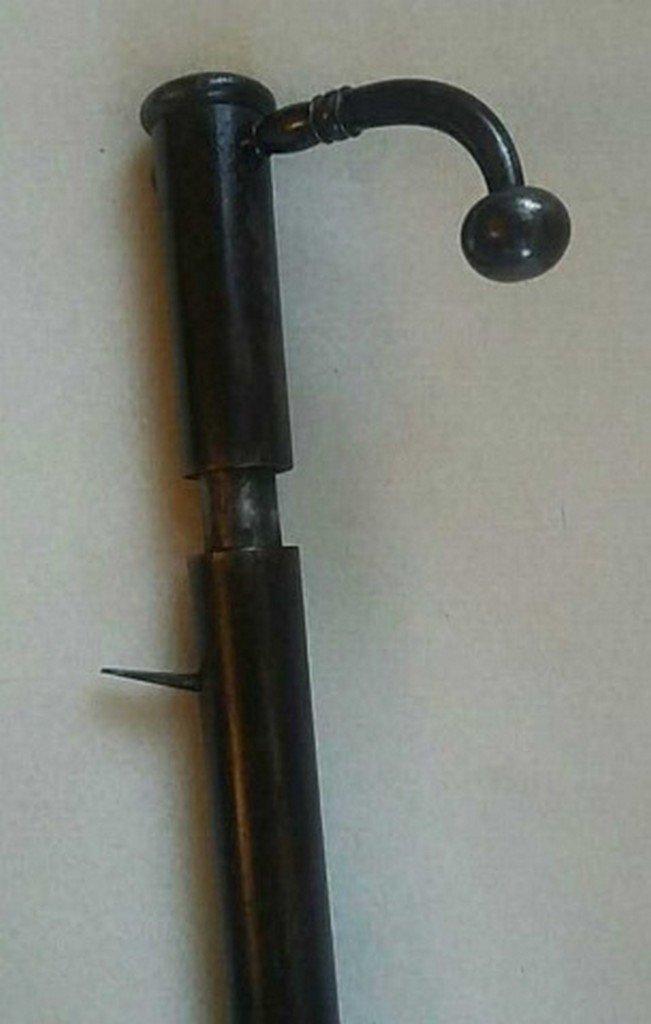 Antique Gun Cane - 2