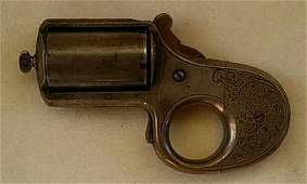 Rare Antique Pistol