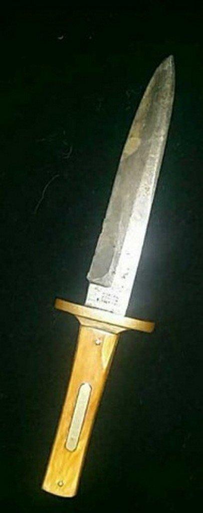 Antique Corsan Denton Burderkin & Co. Knife