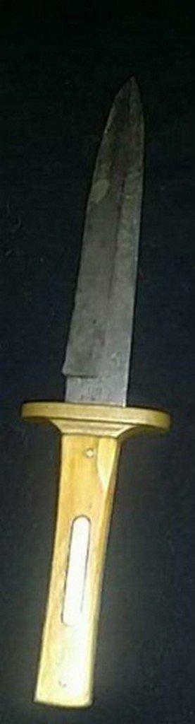 Antique Corsan Denton Burderkin & Co. Knife - 2