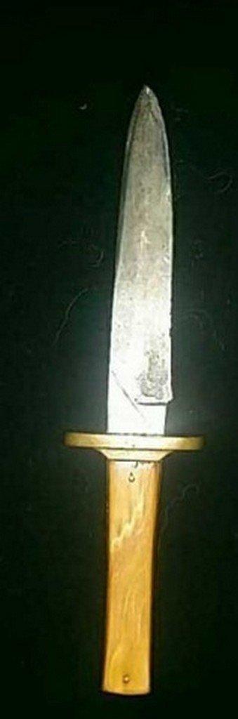 Antique Corsan Denton Burderkin & Co. Knife - 3