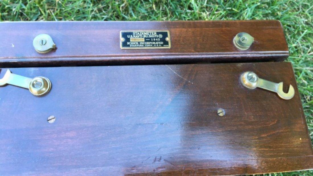 Antique/Vintage U.S. Navy Standimeter - 5