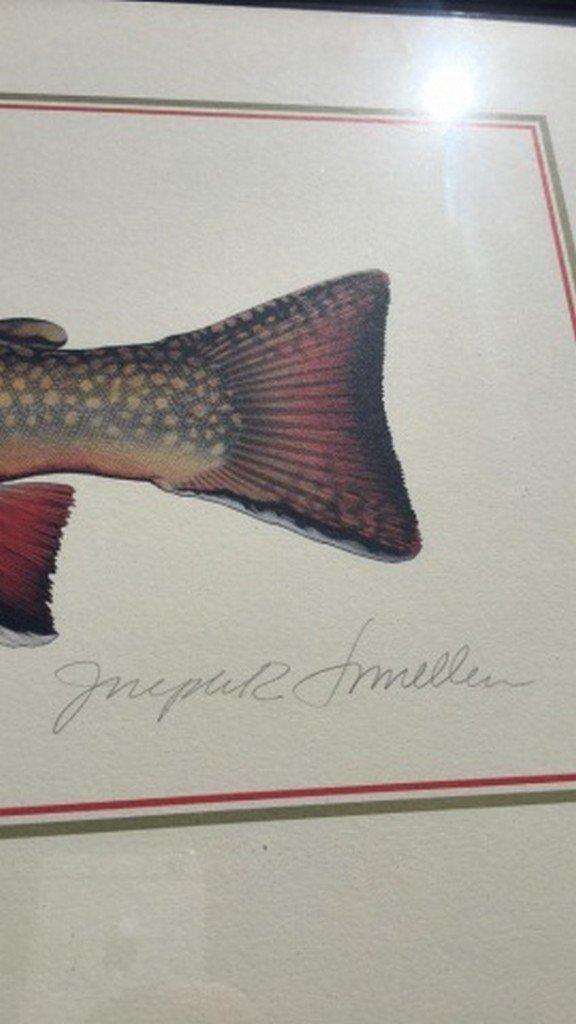 Joe Tomelleri Original Signed Color Print - 3