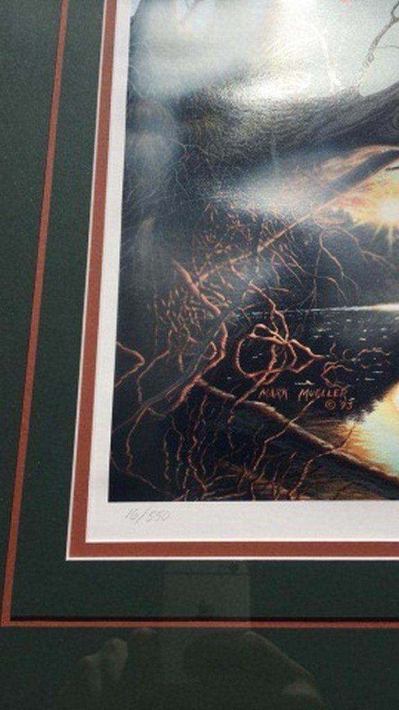 Mark Muller Limited Edition Original Signed Print - 2