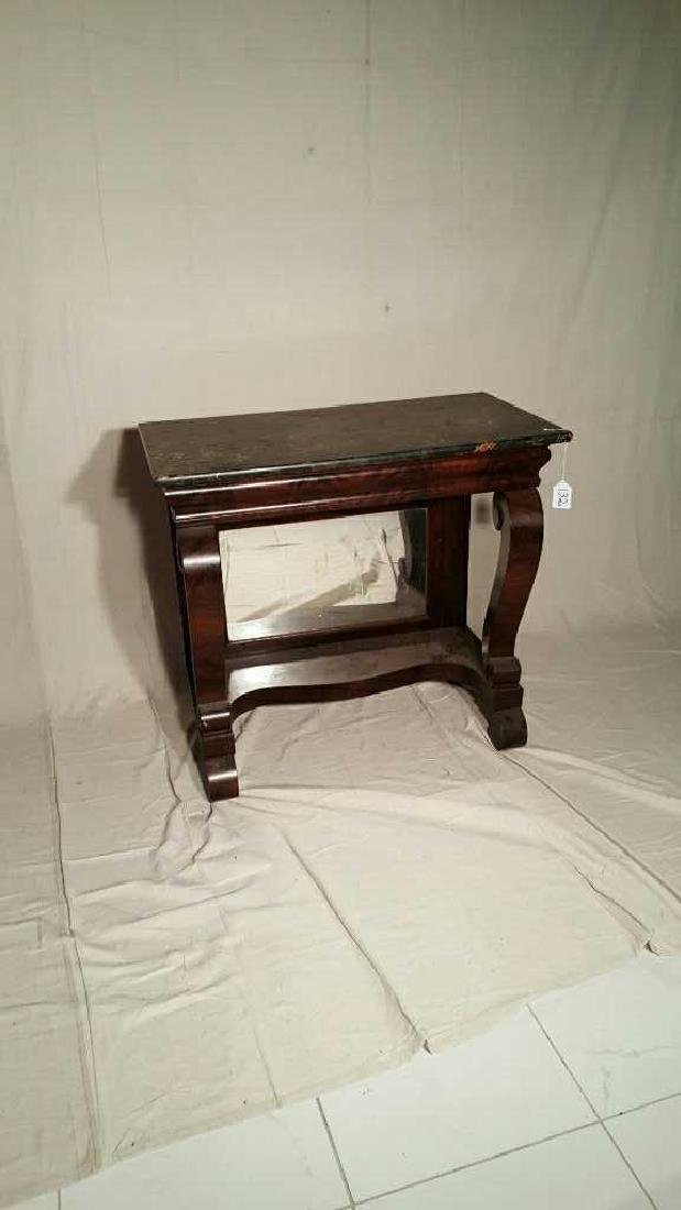 American Empire Pier Table Circa 1835