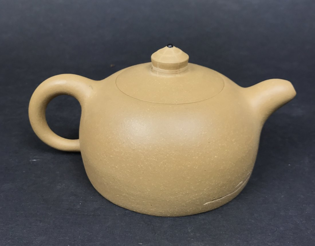 Chinese Zisha Tea Pot - 3