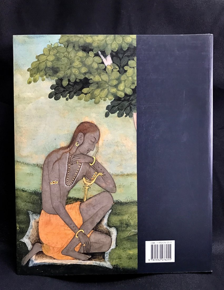 Soft Cover Book on Portraits of Tantric Saddhas - 2