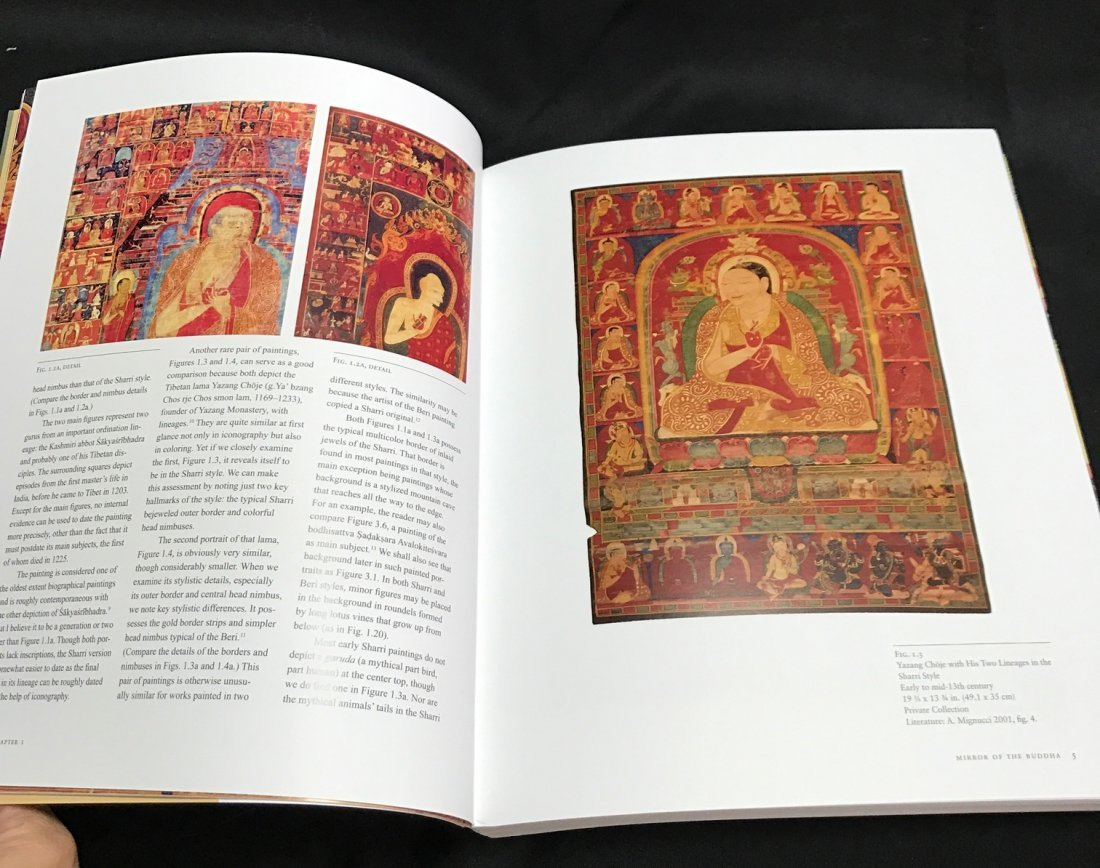 Soft Cover Book Portraits from Tibet - 6