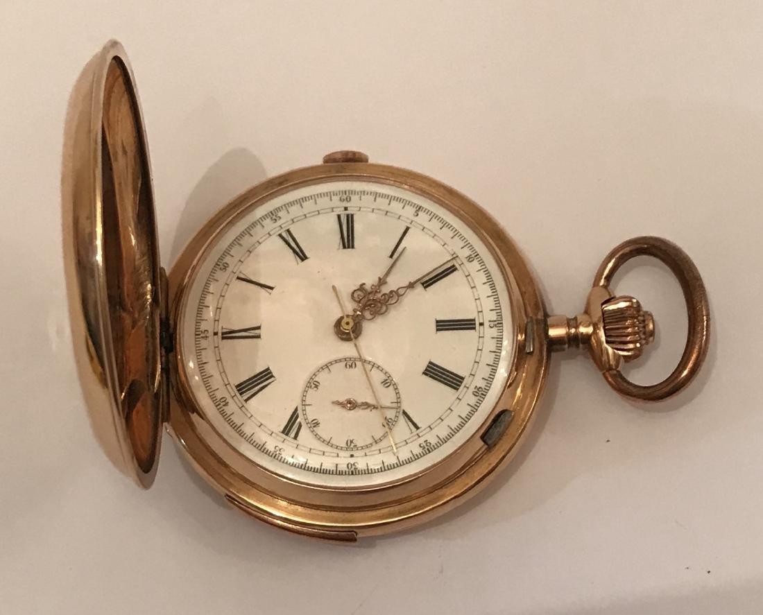 14k   Pocket Watch