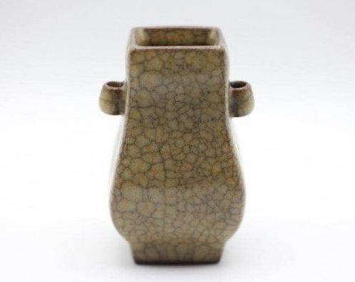Chinese Ge Yao Porcelain Vase