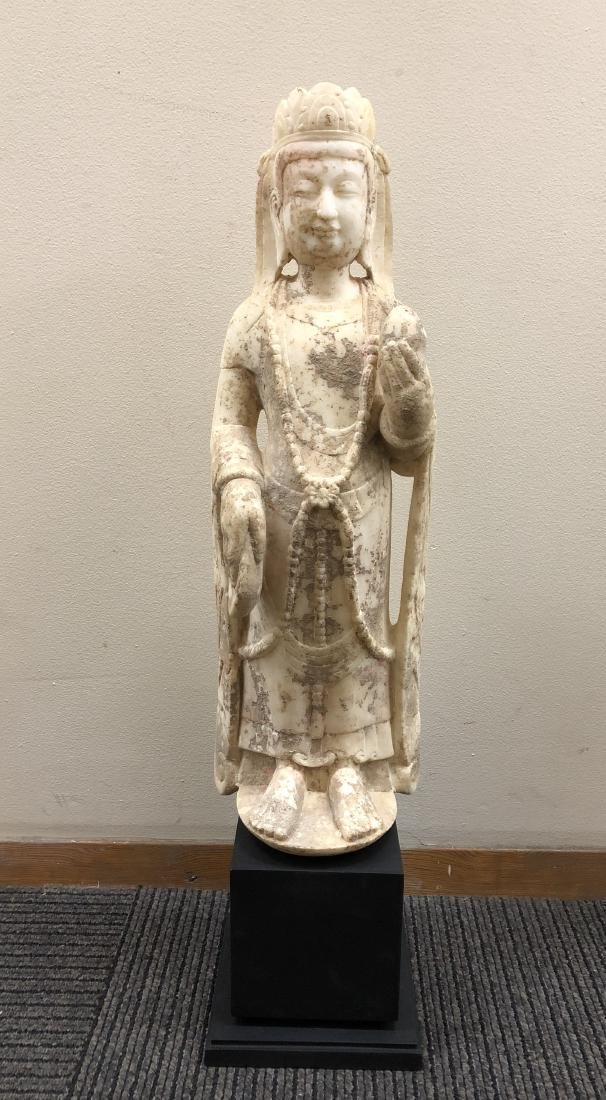 Marble Statue of GuanYin