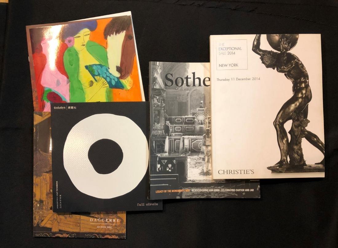 Auction Catalogs - 9