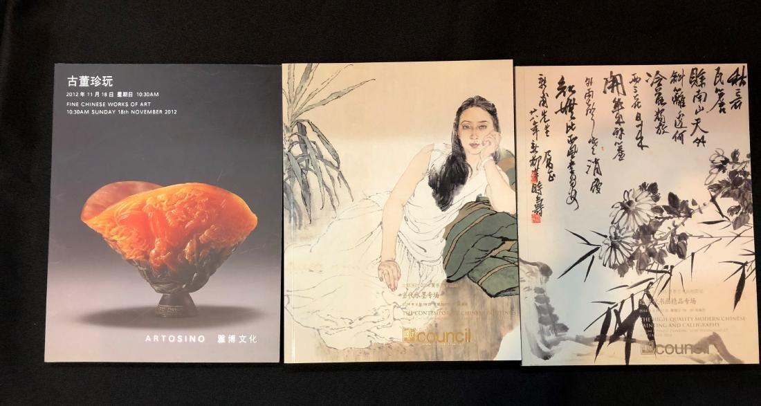 Auction  Catalogs - 3