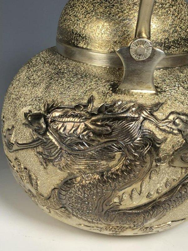 Japanese Dragon Head Tea Pot - 6