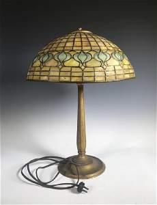 Tiffany Pomegranate Table Lamp