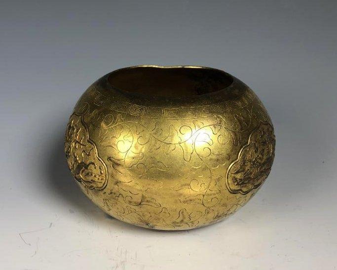 Gilt Bronze Washer - 4