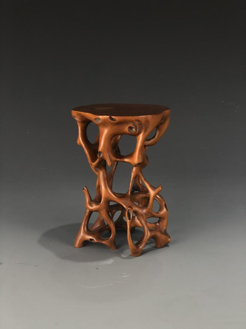 Boxwood Root Stand - 2