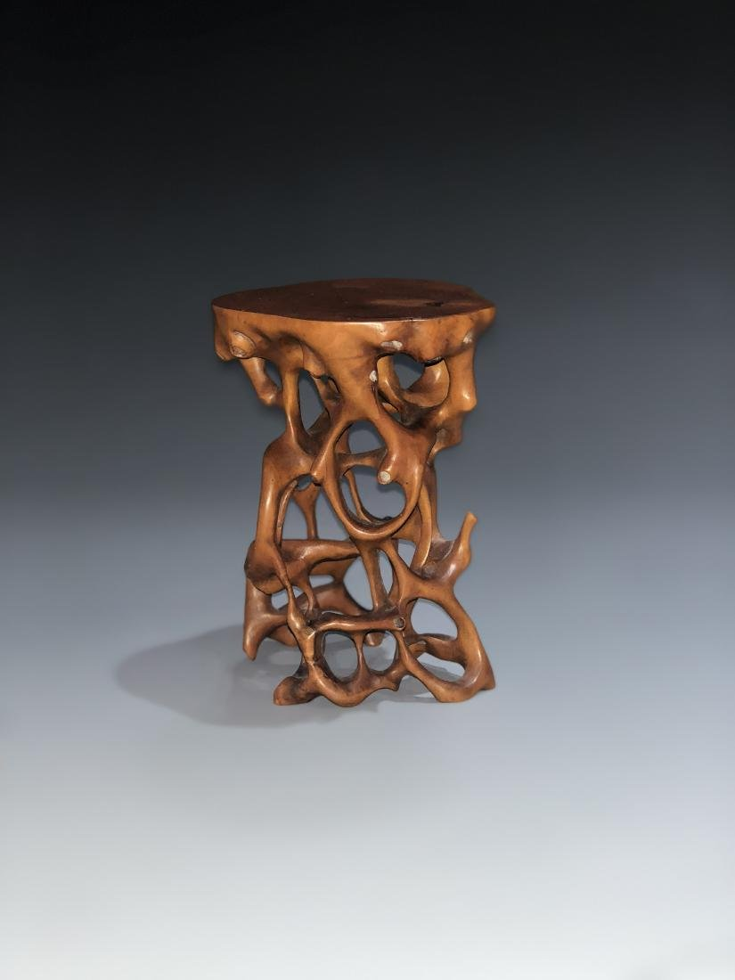 Boxwood Root Stand - 3