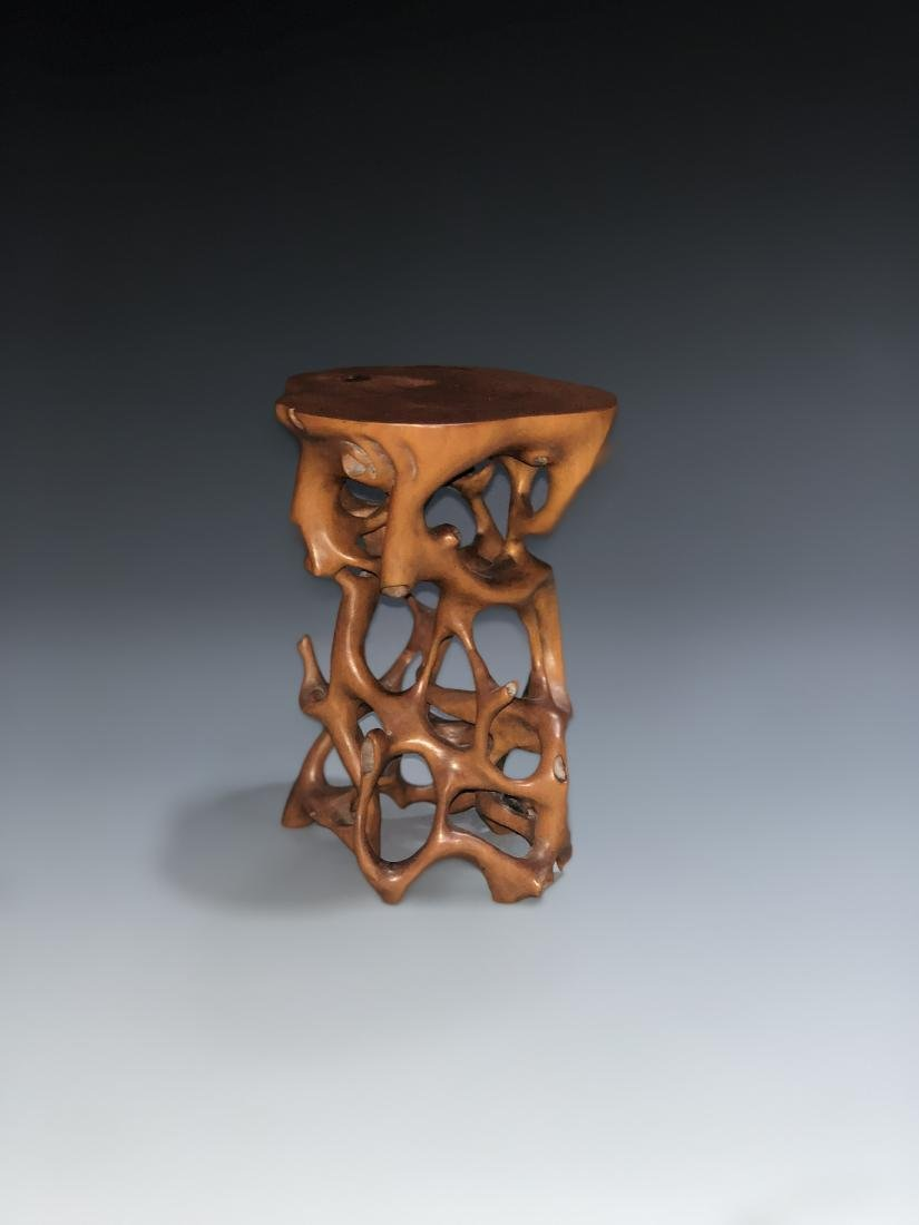 Boxwood Root Stand - 4