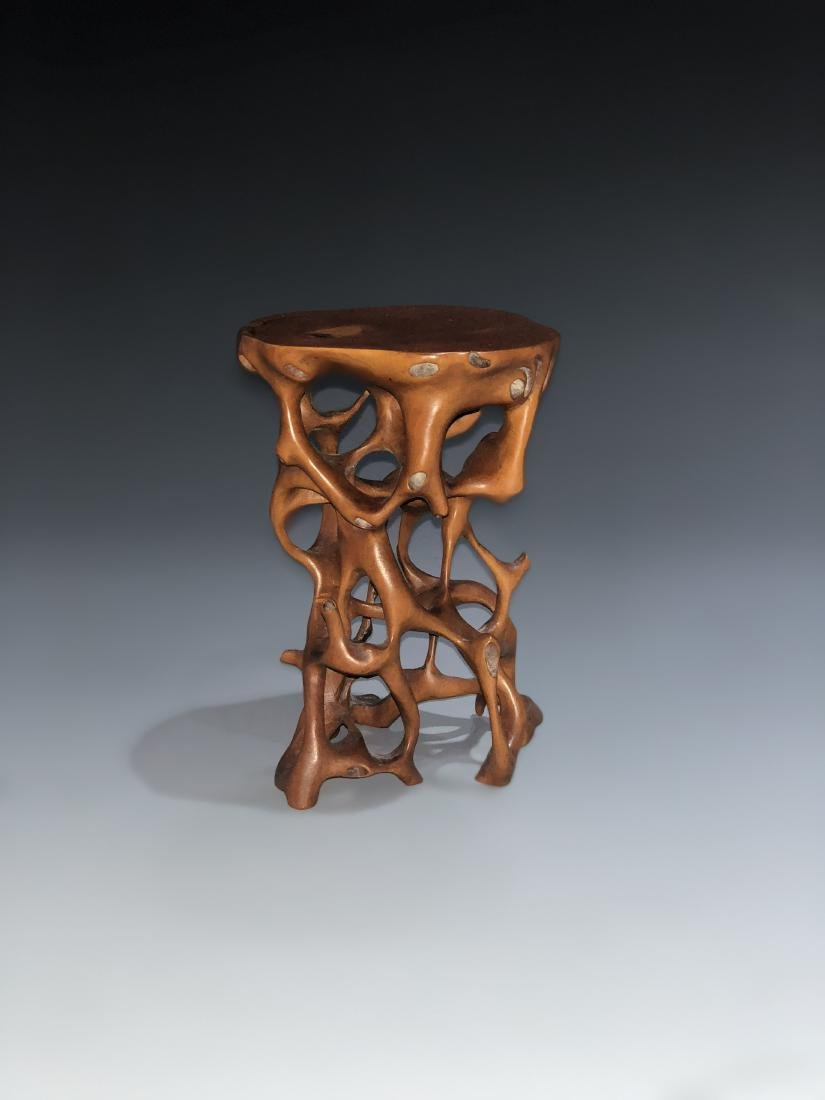 Boxwood Root Stand - 5