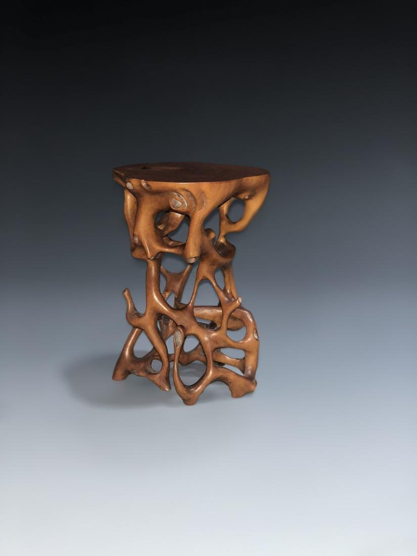 Boxwood Root Stand - 6