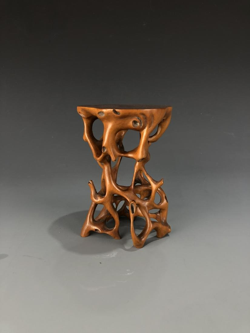 Boxwood Root Stand - 7