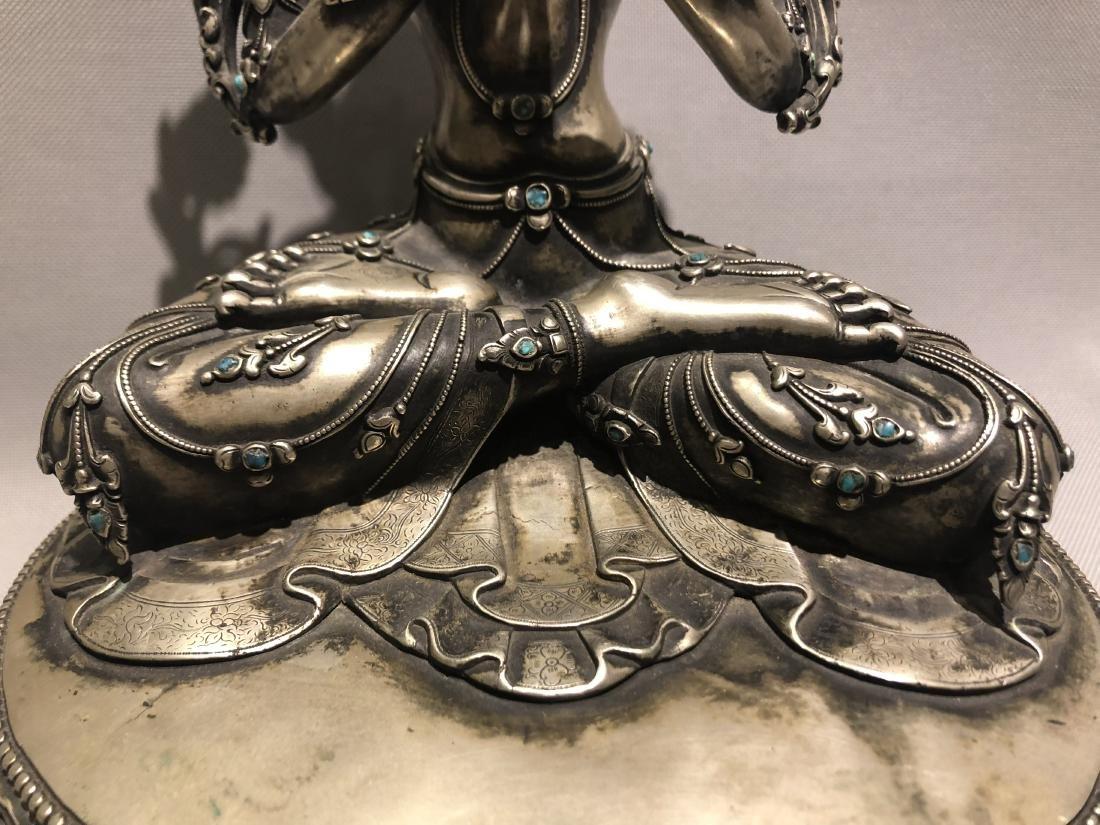 Bronze Figure of Vajradhara - 8