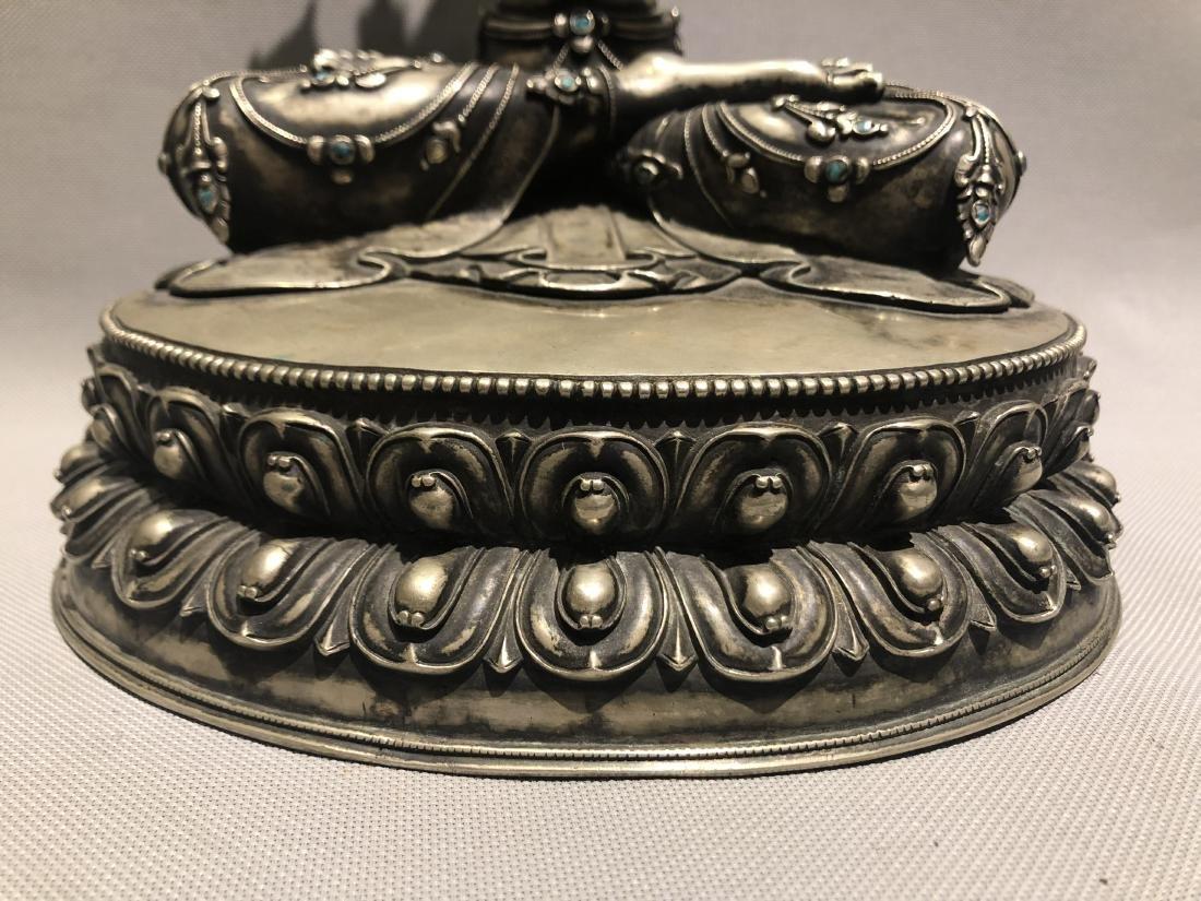 Bronze Figure of Vajradhara - 9