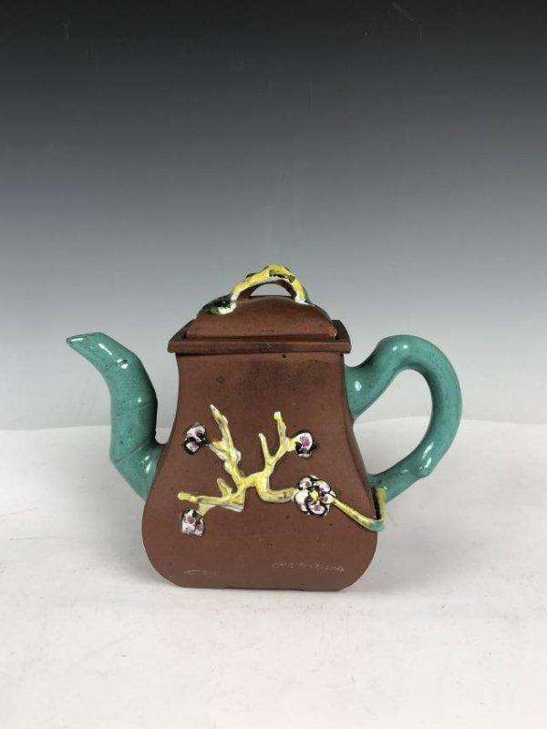 ZiSha Tea pot - 2
