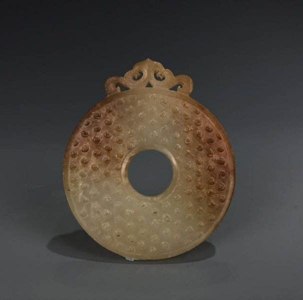 Carved Jade BI
