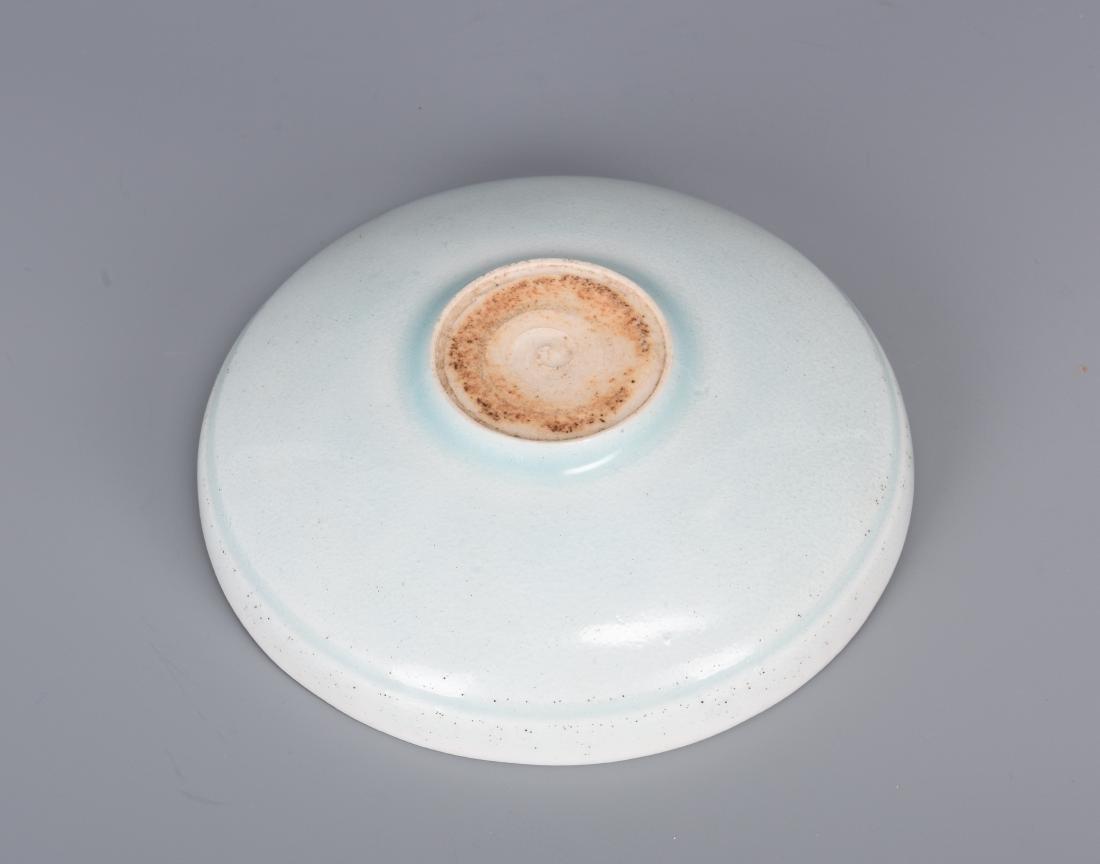 Porcelain flower bowl - 10