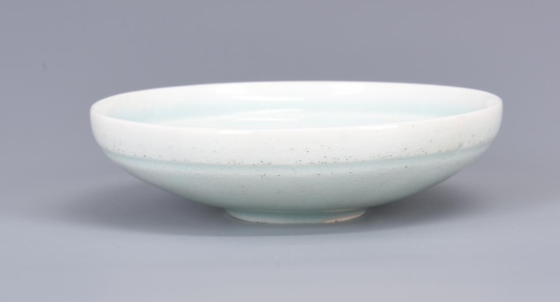 Porcelain flower bowl