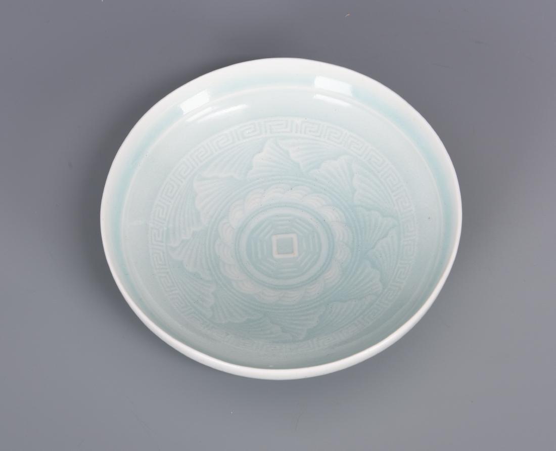 Porcelain flower bowl - 5