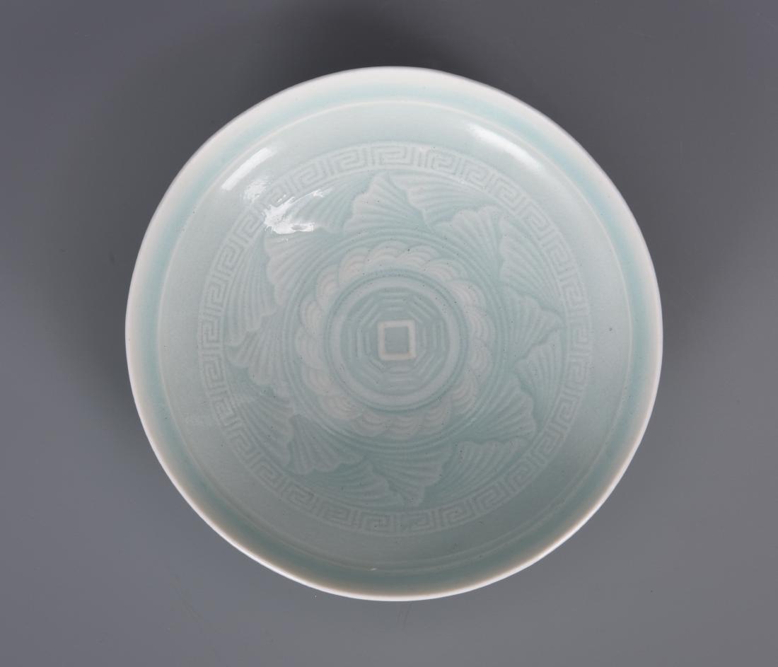 Porcelain flower bowl - 6