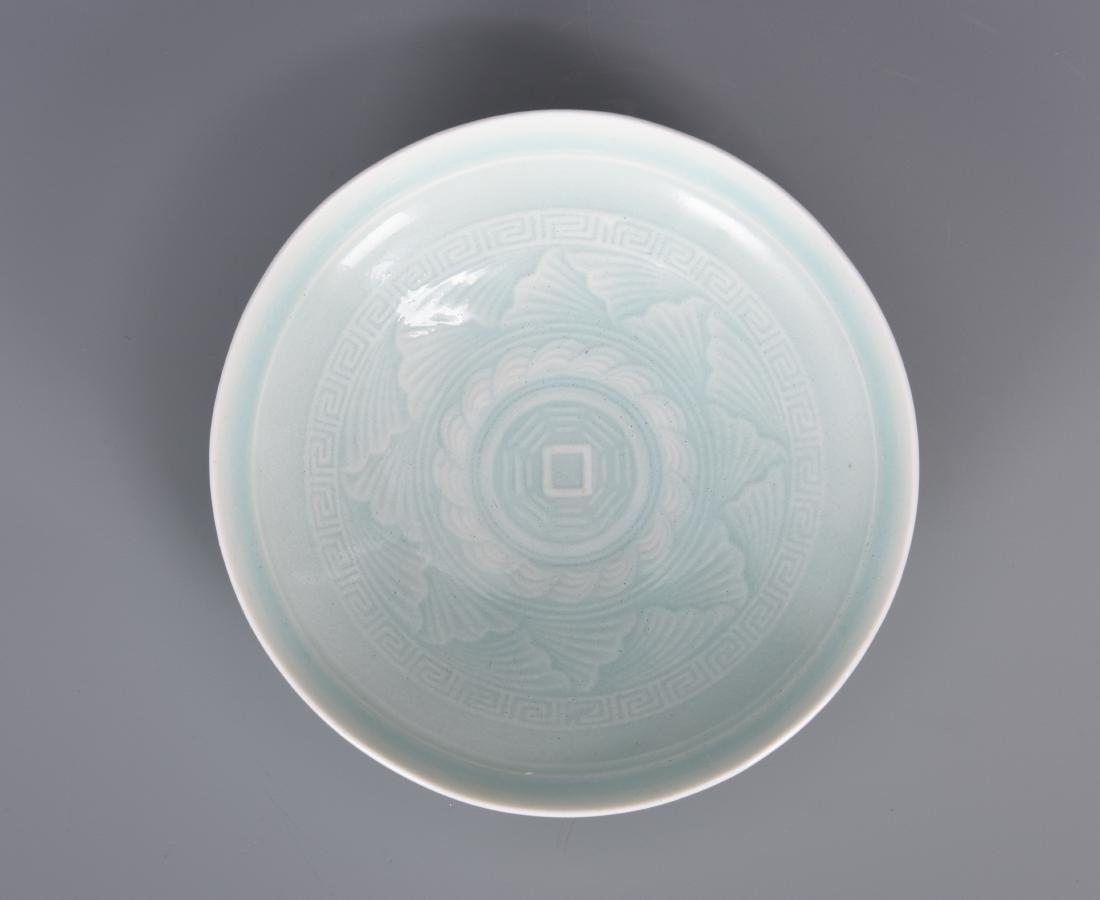 Porcelain flower bowl - 7