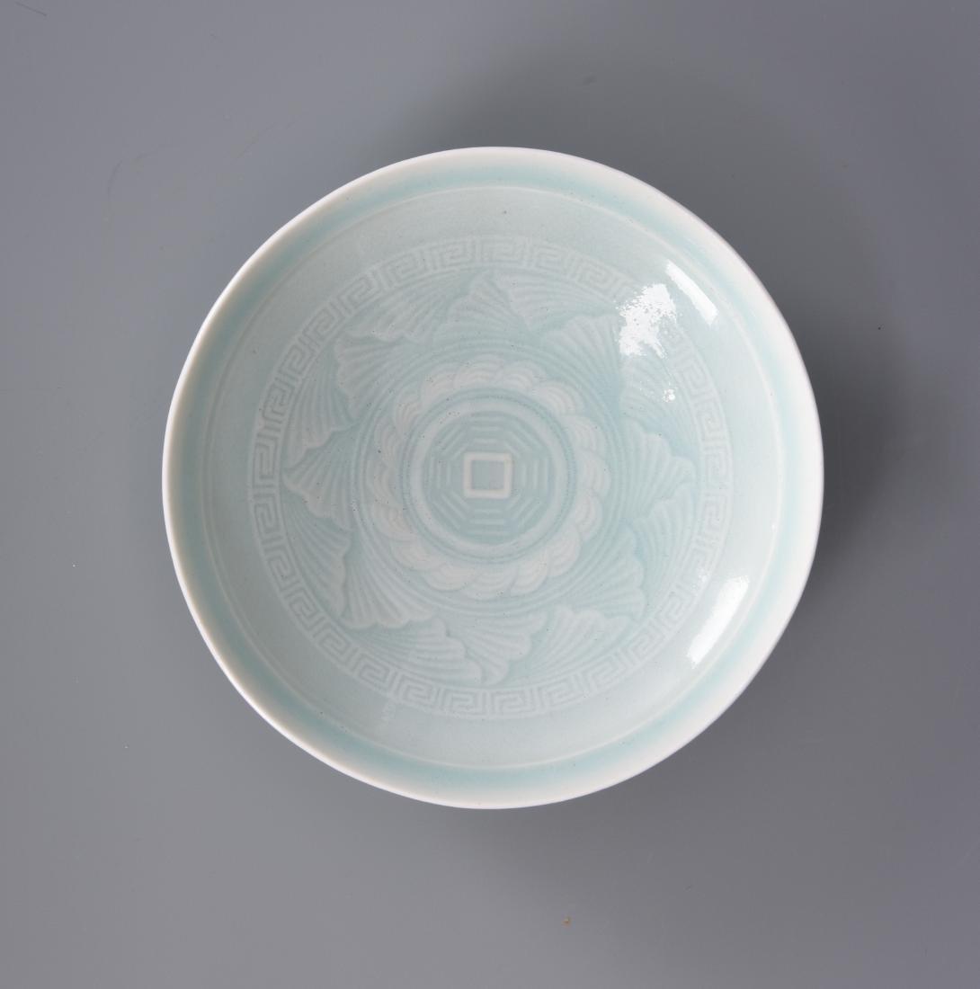Porcelain flower bowl - 8