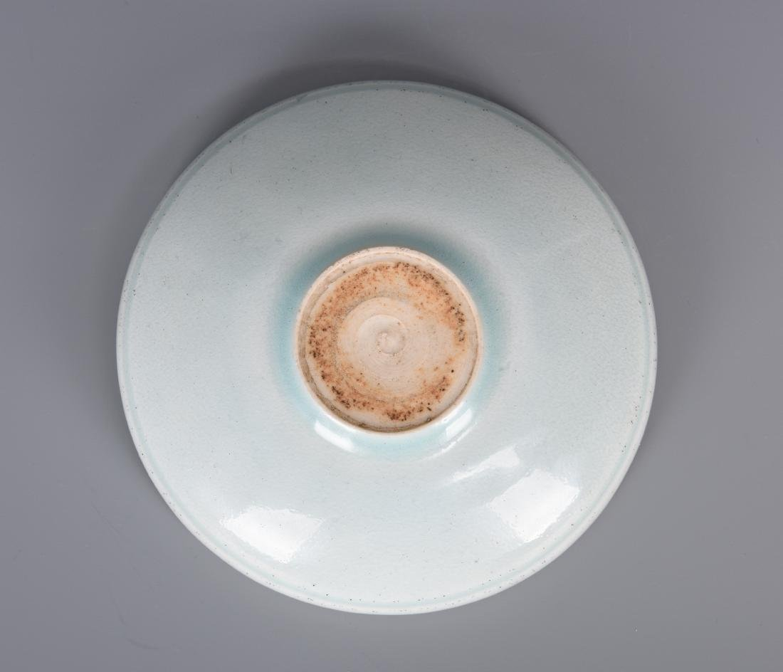 Porcelain flower bowl - 9
