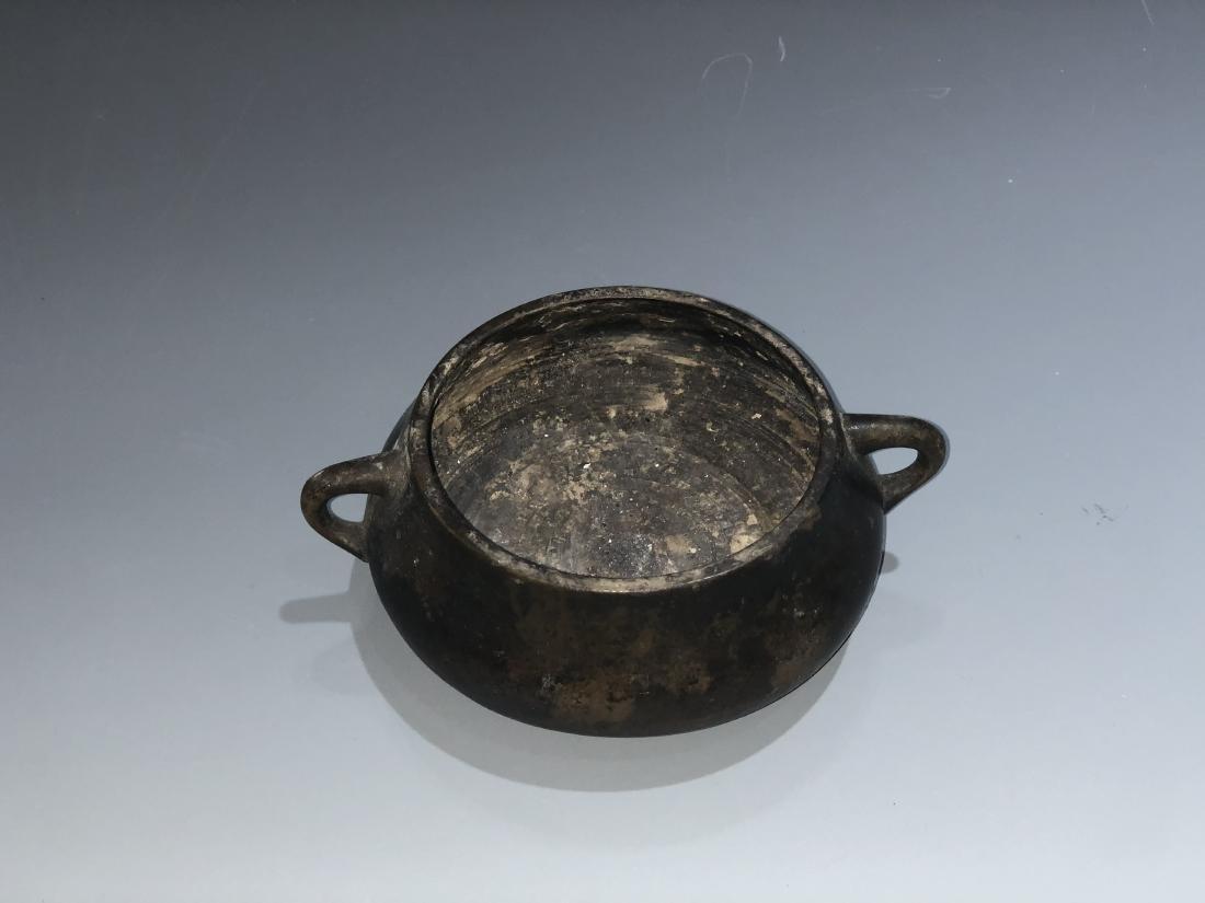 Bronze Censer with Xuande Mark - 2