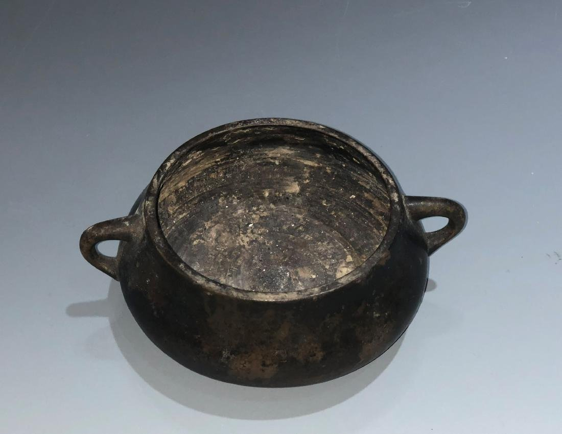 Bronze Censer with Xuande Mark - 6