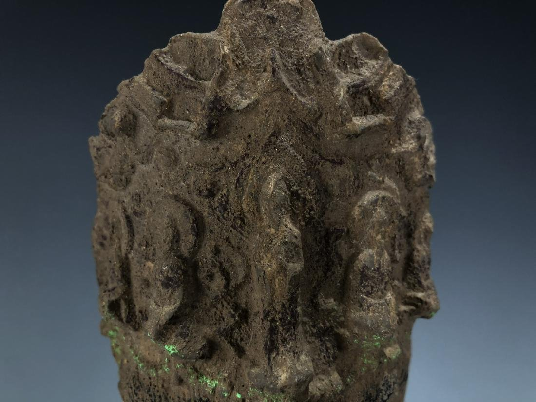 Stone Carving of GuanYin - 3