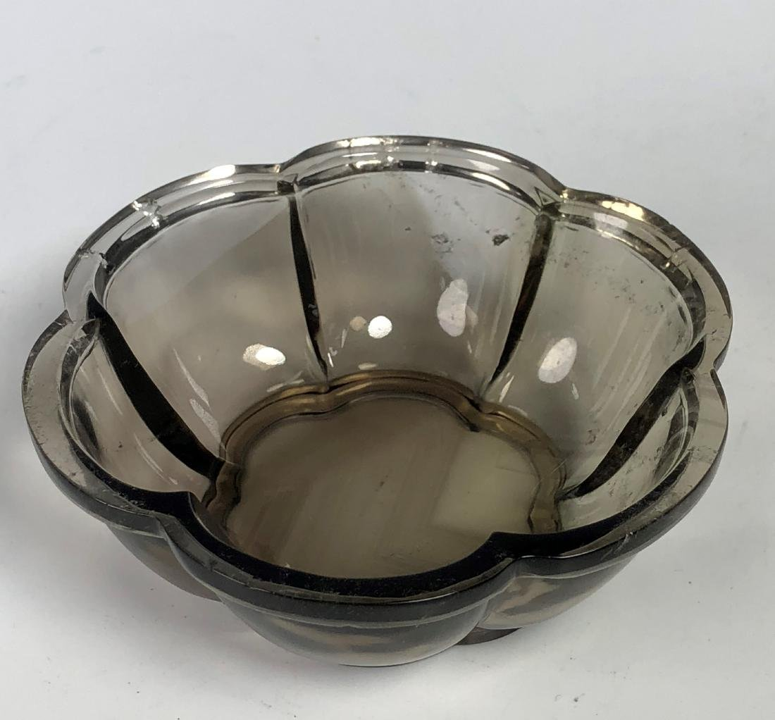 Rock Crystal Flower Petal Bowl - 2